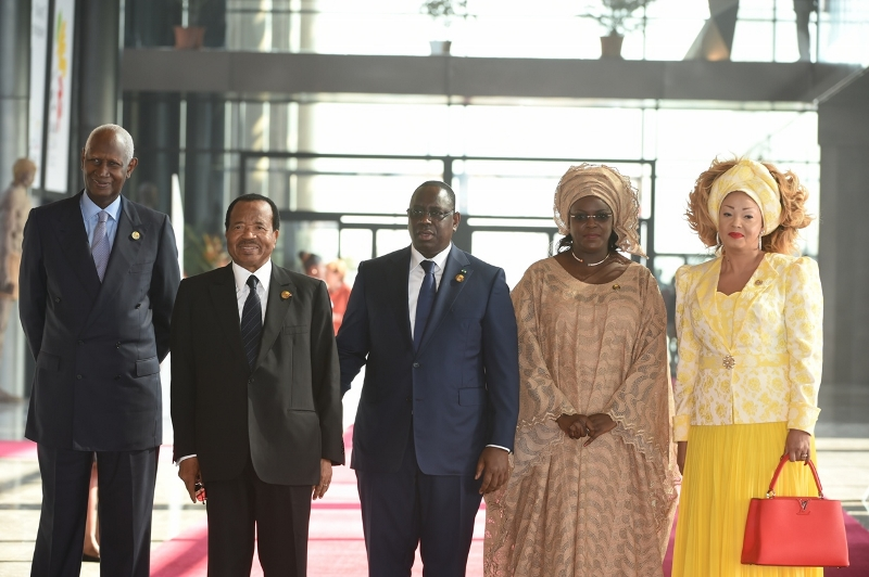 15th Francophonie Summit in Dakar