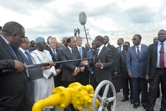 Inauguration_usine_de_production_gaz_naturel_Ndogpassi (13)