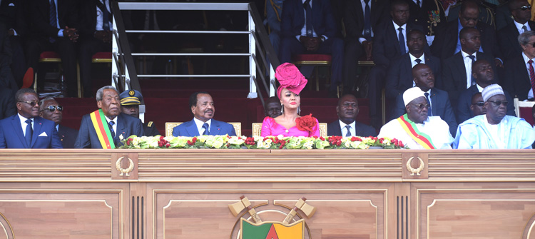Cameroon Commemorates 47th National Day