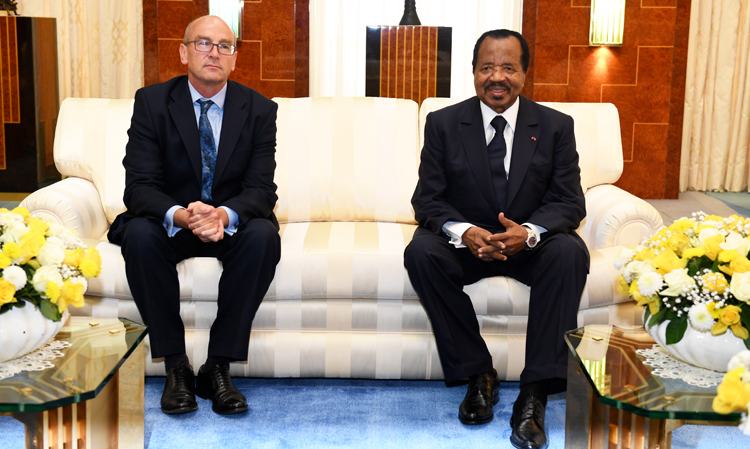 British High Commissioner Announces Support to Cameroon