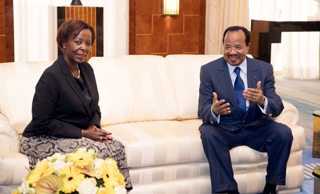 International Organisation of La Francophonie to Contribute in Cameroon's Stability