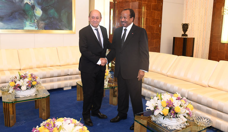 Cameroon and France Rekindle Bilateral Ties