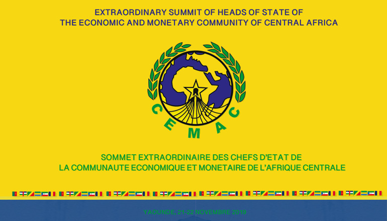 Extraordinary Summit of CEMAC Heads of State