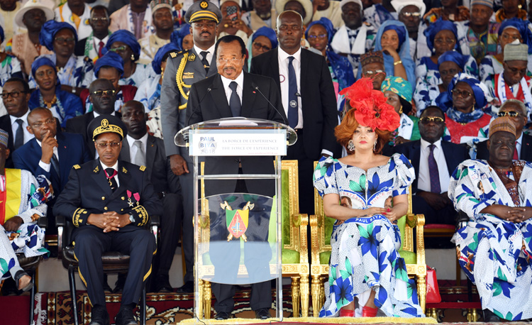 2018 Presidential Elections: Campaign speech by H.E. Paul BIYA, President of the Republic and Candidate of the Cameroon People's Democratic Movement (CPDM), to the population of the Far-North Region. Maroua, 29 September 2018.
