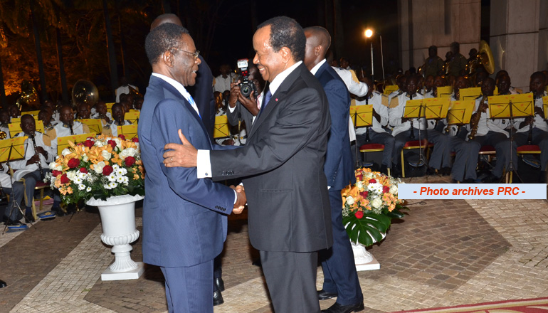 Congratulations of the Head of State to H.E. Obiang Nguema Mbasogo