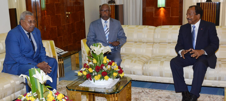 CEMAC Extraordinary Summit: Chadian Emissary at the Unity Palace