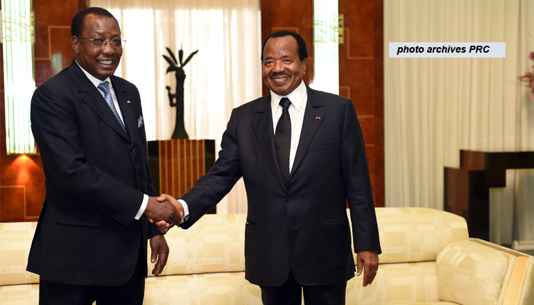 The Head of State sends message of congratulations to President Idriss DEBY ITNO on the occasion of the Chadian National Day on 11 August 2016