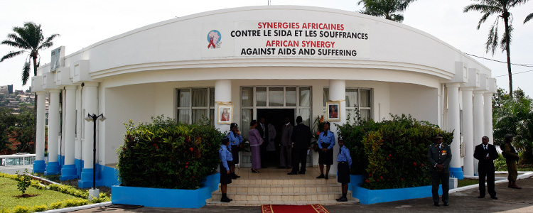 African Synergies against AIDS and Sufferings