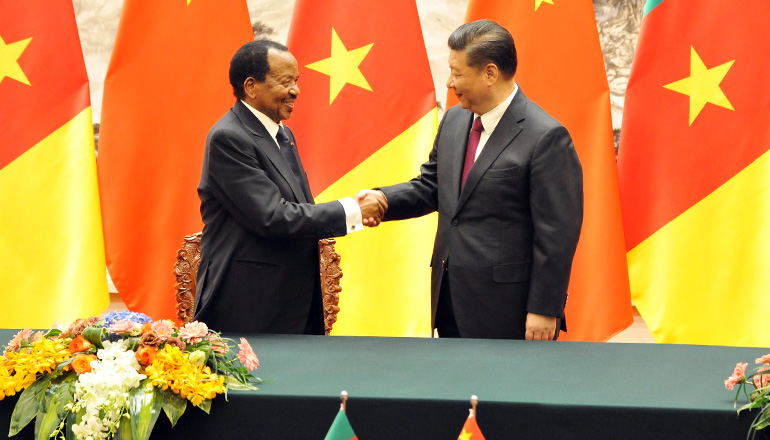 Paul BIYA: 'A great friend of China'